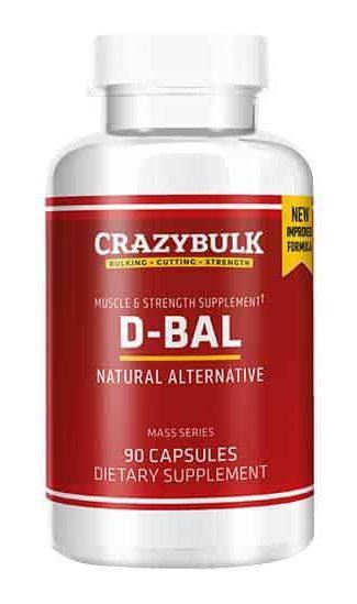 D-Bal, la versión legal de Dianabol
