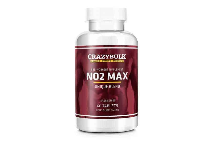 No2Max puede ayudarte a aumentar la fuerza
