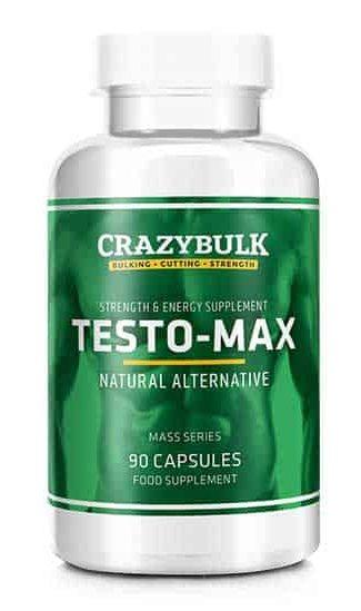 TestoMax contiene importantes vitaminas y minerales