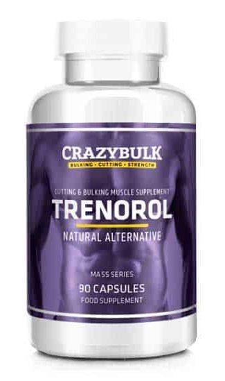 Trenorol puede ayudarte en la etapa de aumento de masa muscular