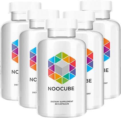 Noocube es un nootrópico de ingredientes naturales