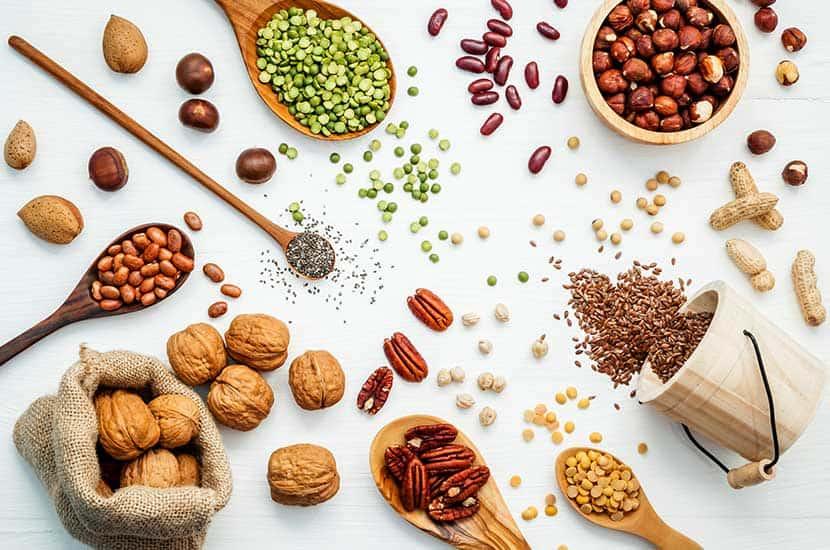 Las vitaminas del complejo B ayudan a mejorar la digestión