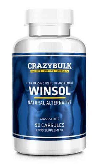 Winsol es la alternativa al famoso esteroide Winstrol
