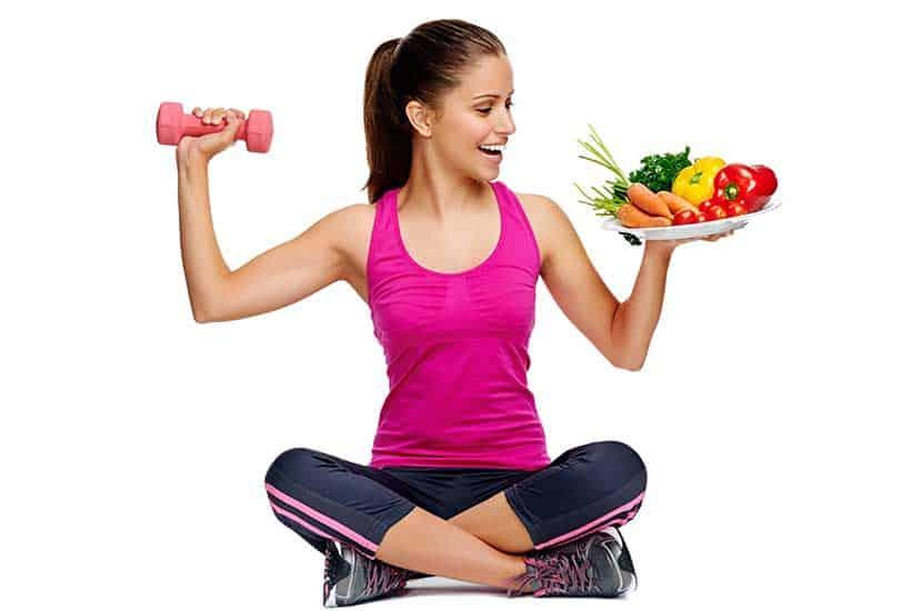 La mejor manera de potenciar los efectos de Prolesan Pure es llevar una vida sana