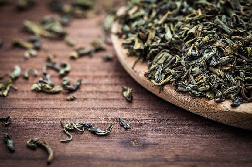Las catequinas del té verde tienen efectos termogénicos que favorecen a la perdida de grasa