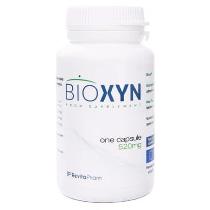 Bioxyn es un suplemento dietético con ingredientes naturales