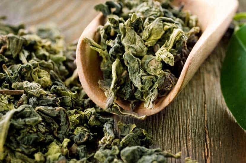 Componente Natural #2 Extracto de Té Verde