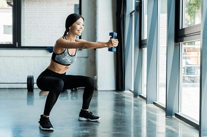 Hacer ejercicios estimula la circulación hacia las piernas
