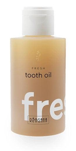 Refresca tu aliento y cuida tus dientes con el aceite dental Ringana