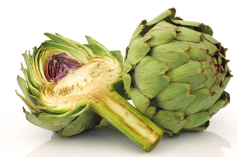 El extracto de alcachofa puede evitar la acumulación de grasa