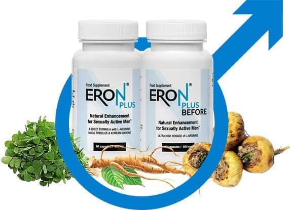 Eron Plus ayuda a equilibrar el entorno hormonal masculino