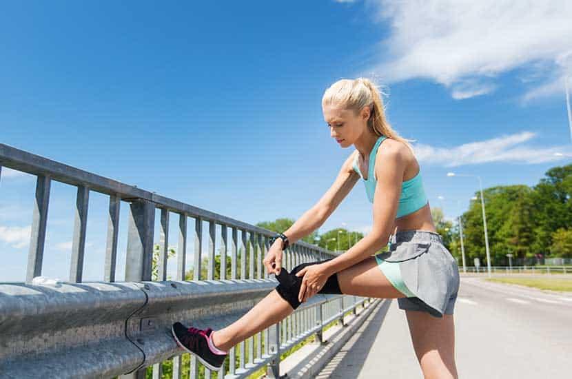 Knee Active Plus utiliza imanes con efectividad comprobada