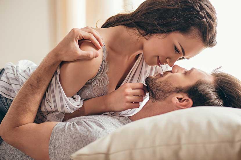 Al aumentar tus niveles de testosterona estarás potenciando tu deseo sexual
