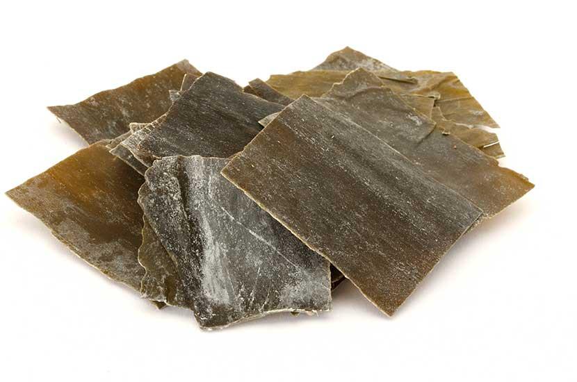 Esta alga contiene elementos anti-obesidad y es rica en yodo