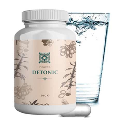 Detonic es un suplemento natural orientado a controlar el peso corporal