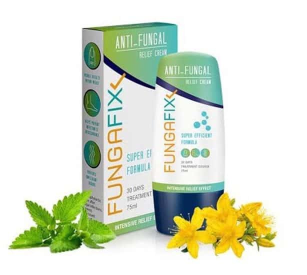 Fungafix es una crema antimicótica que puede ayudar a deshacerte del pie de atleta