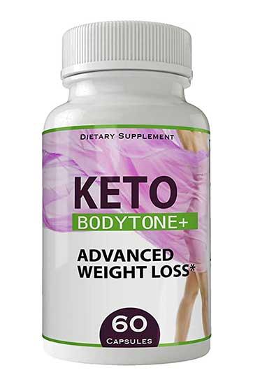 Mejor pastilla para adelgazar #4: Keto Bodytone
