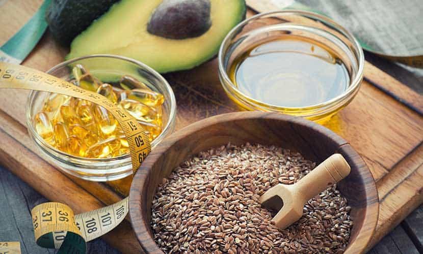 Las grasas omega 3 pueden aumentar la saciedad