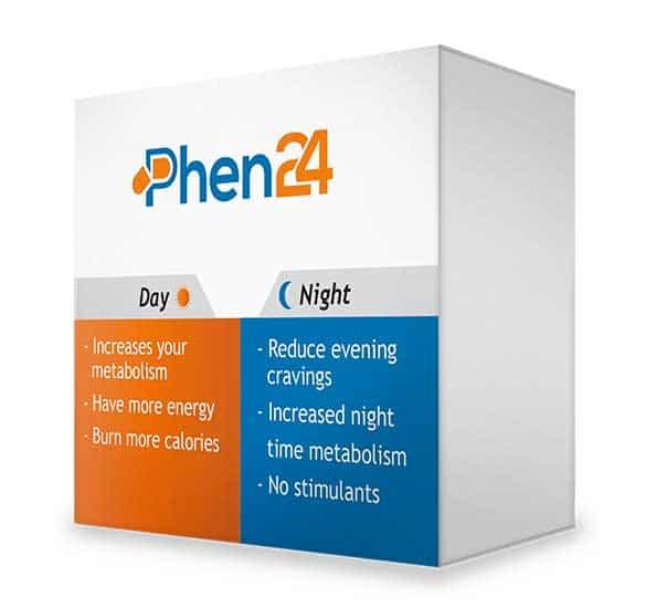 Mejor pastilla para adelgazar #7: Phen24