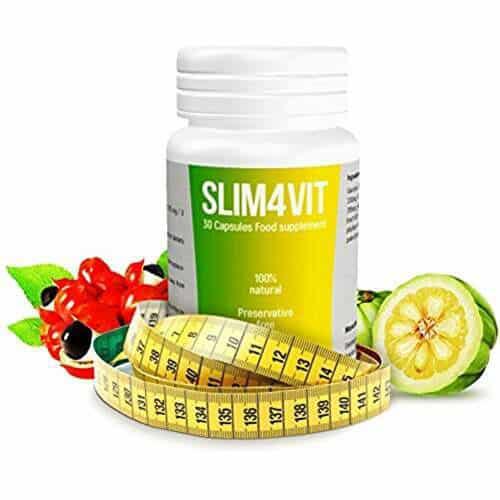 Slim4vit es un suplemento natural a base de ingredientes 100% naturales