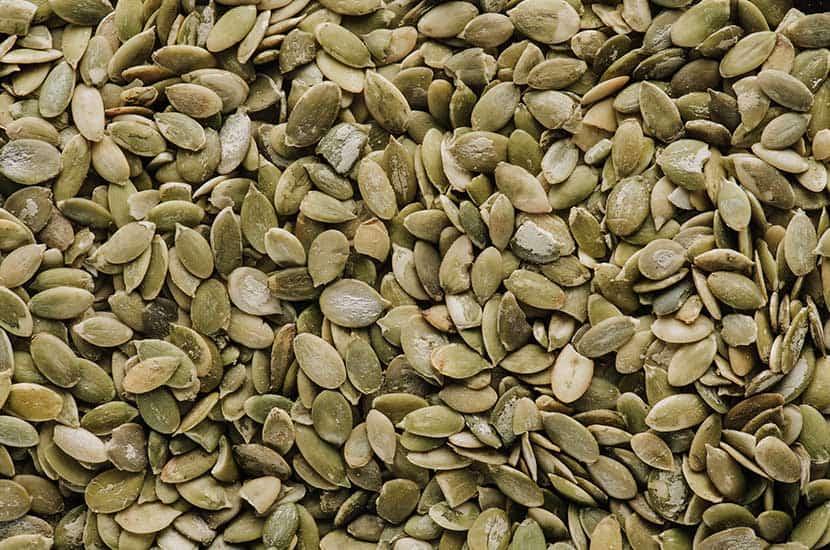 Las semillas de calabaza podrían favorecer la función eréctil