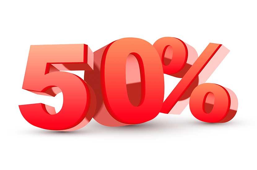La página oficial de Potencialex ofrece actualmente un 50% de descuento