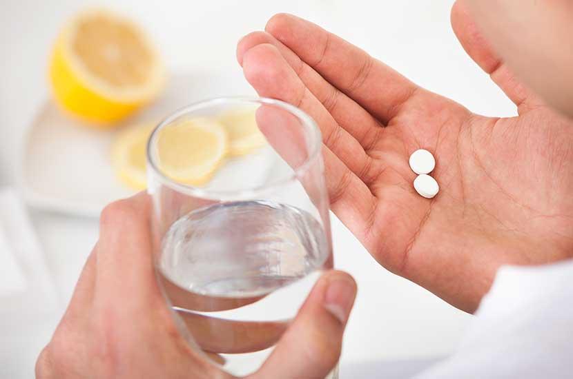 Toma una o dos pastillas de Eroxel al día para una mejor erección