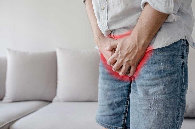 Los problemas de erección pueden tener causas físicas o emocionales