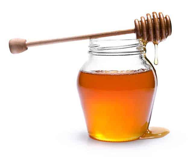 La miel es un excelente antioxidante