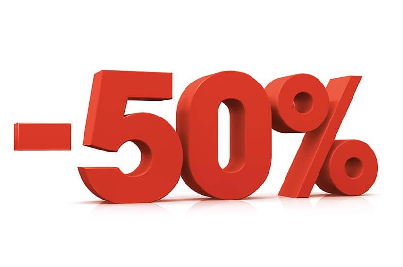 Germitox con 50% de descuento en la web oficial