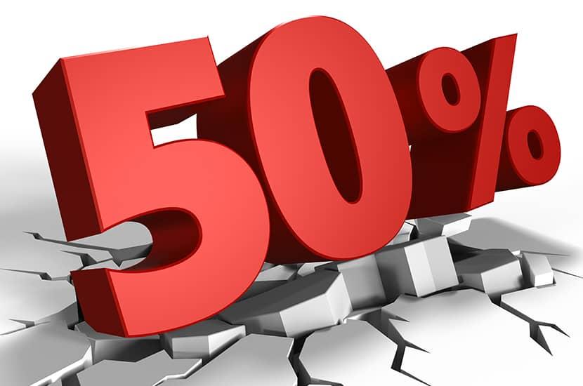 Compra Deeper Gel hoy con 50% de descuento