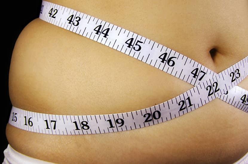 El exceso de peso puede causar graves problemas de salud.
