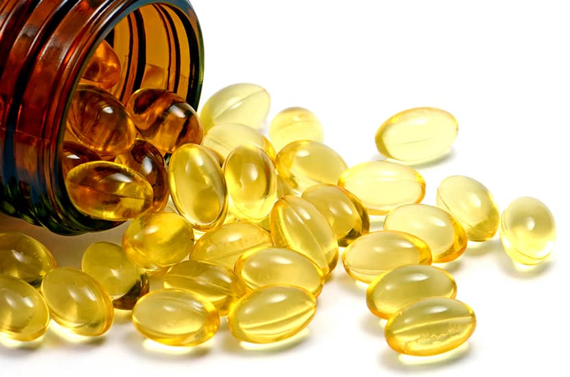 La vitamina E puede ser efectiva para los problemas de erección