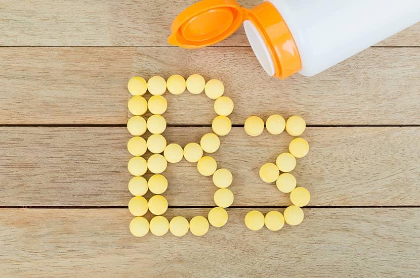 La vitamina B3 es capaz de aumentar la eliminación de grasa en el hígado.