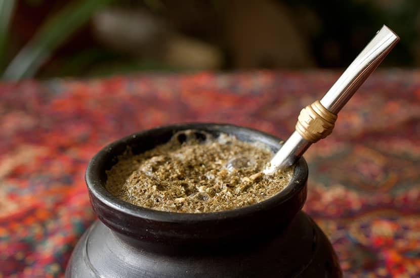 La yerba mate es capaz de estimular la quema de grasa.