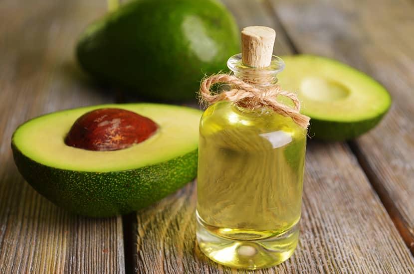 El aceite de aguacate es rico en vitaminas y minerales