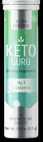 Keto Guru es un complemento para la dieta cetogénica