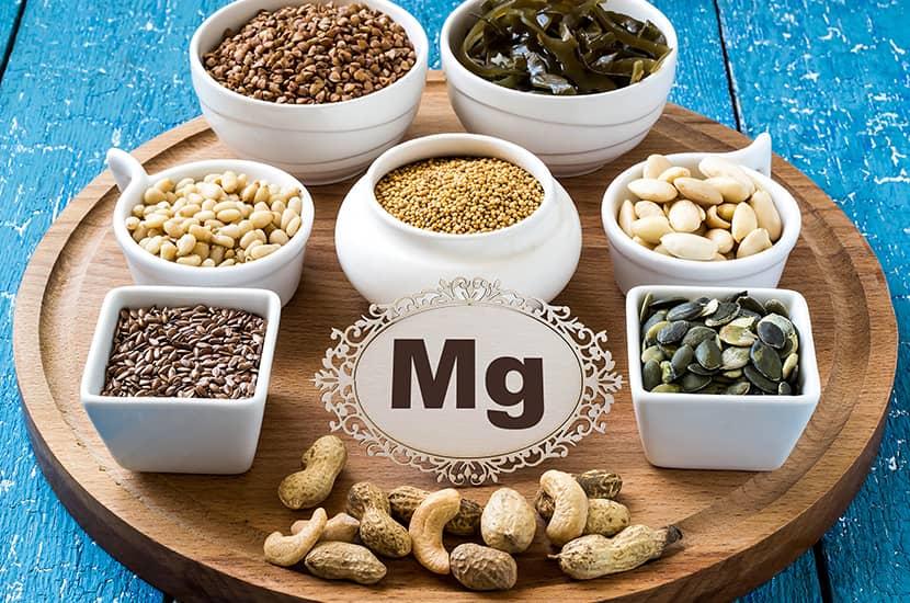 El magnesio es fundamental para la quema de grasa