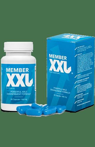 Member XXL es un suplemento dietético que puede ayudare a sentirte más seguro en el momento del sexo