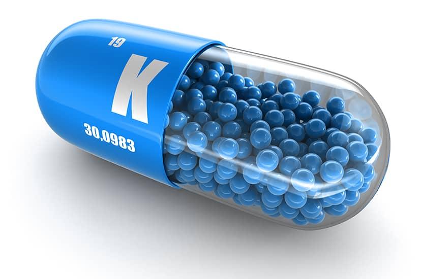 Es importante suplementar con potasio para evitar efectos secundarios de la dieta ceto