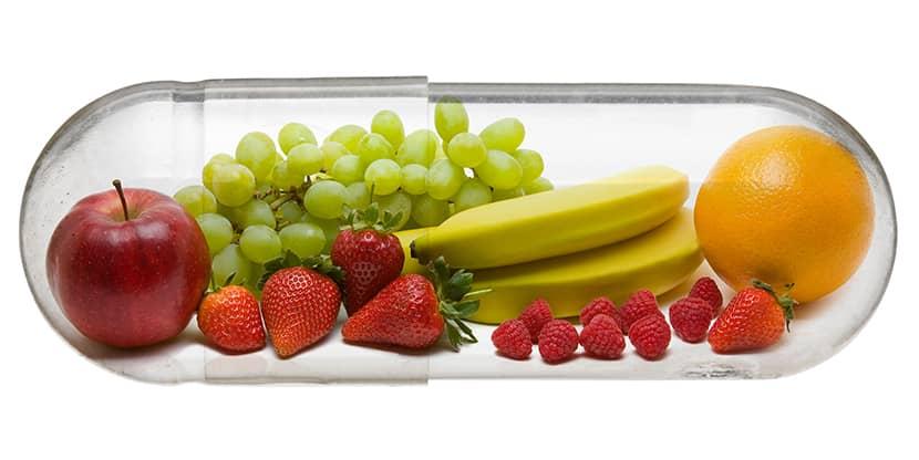 Una alimentación rica en vitaminas y minerales puede reducir la incidencia de acné