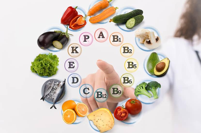 Estas vitaminas y minerales funcionan como potentes antioxidantes