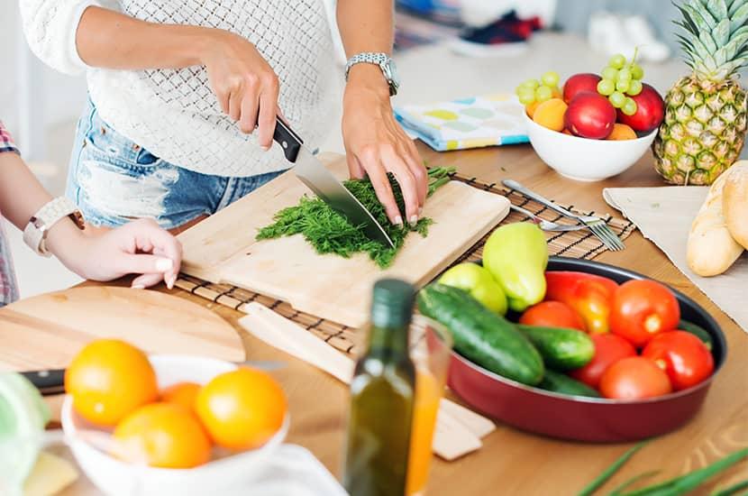 Potencia los efectos de Green Barley Plus llevando un estilo de vida saludable