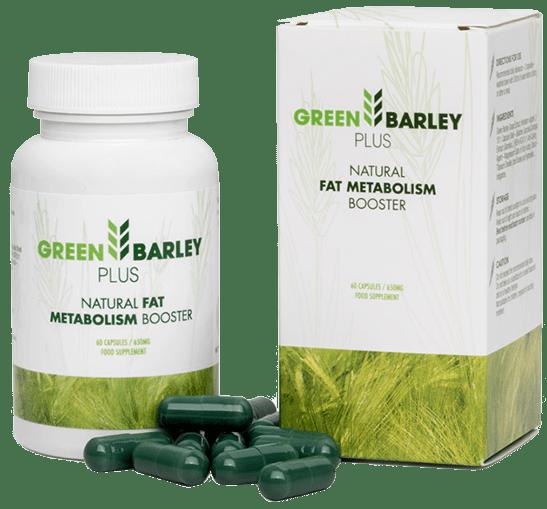 Green Barley Plus Opiniones