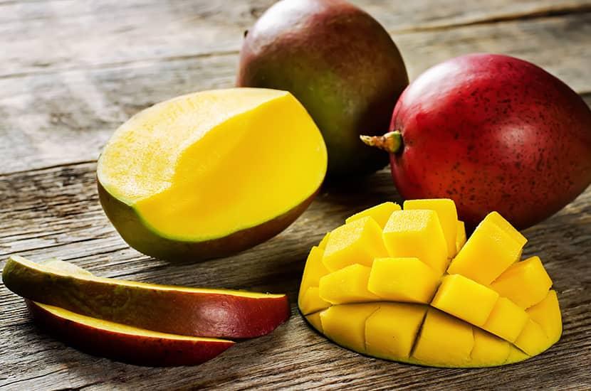 El extracto de mango africano es el componente principal de African Mango