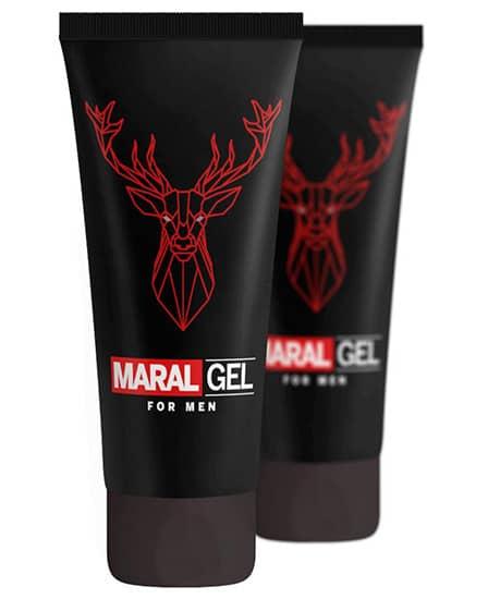 Maral Gel es un gel lubricante que ayuda a que tengas una erección más fuerte