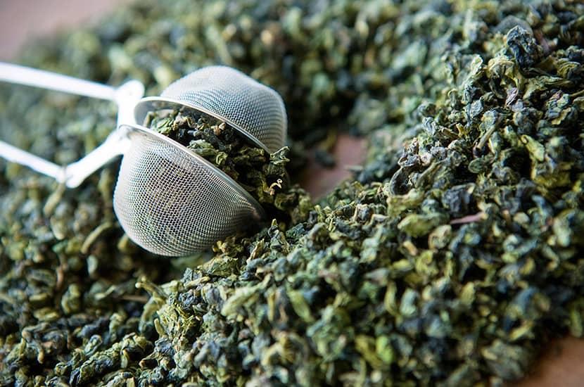 El té verde promueve la quema de grasa