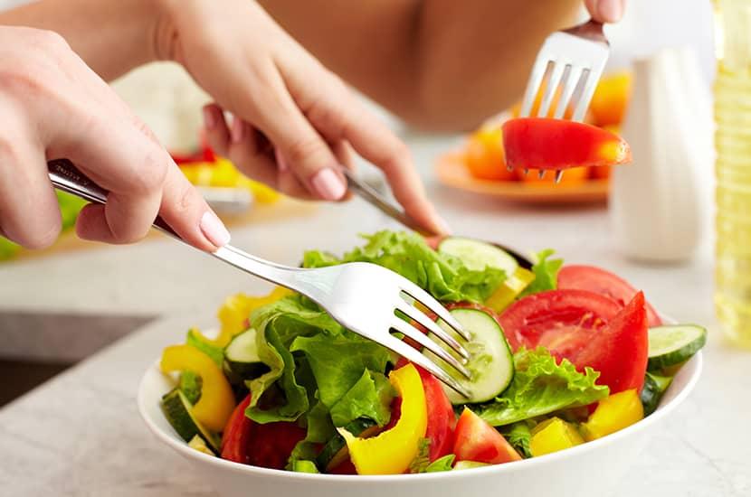 Llevar un estilo de vida saludable te ayudará a potenciar los efectos de Slimjet