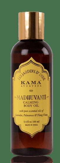 Este aceite es ideal para un momento de relax al final del día