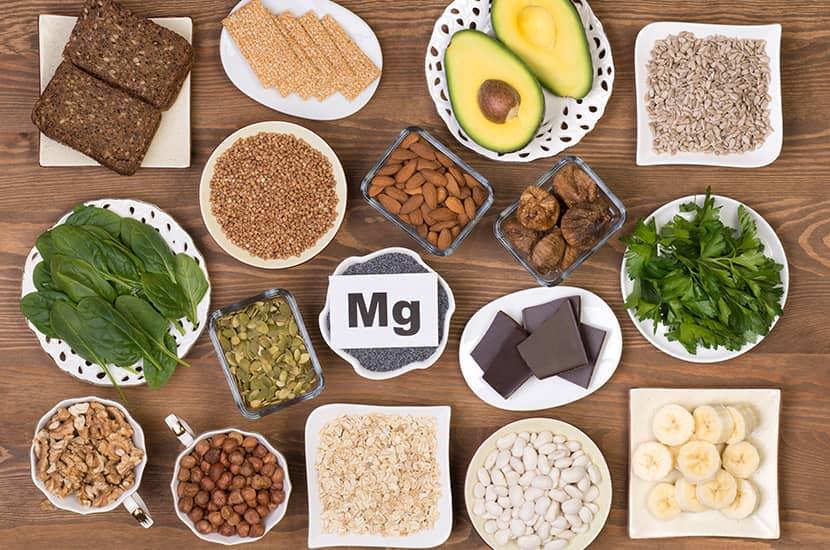 El magnesio podría ayudar a retrasar el avance de la vejez